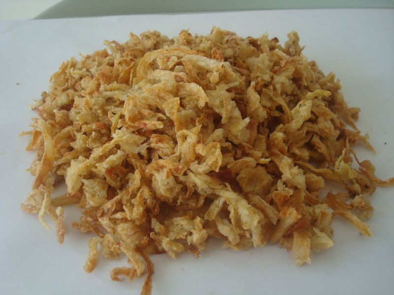 Fried Shallots / Onions Crispy From Hongsheng Garlic Company
