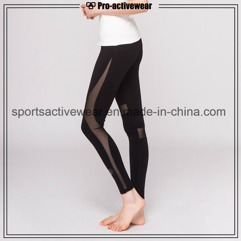 OEM 2016 Tight Woman High Quality Polyester Spandex Yoga Pants