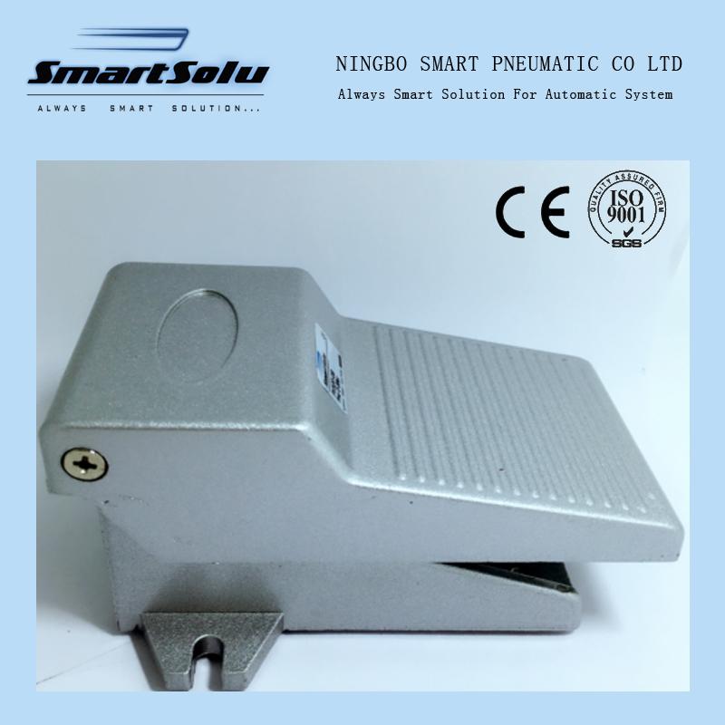 High Quality 4f210-08 Pneumatic Foot Valve