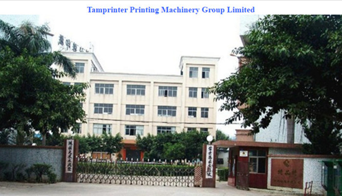 Tmp-70100 Trademark Calendar Oblique Arm Flat Screen Printing Machine