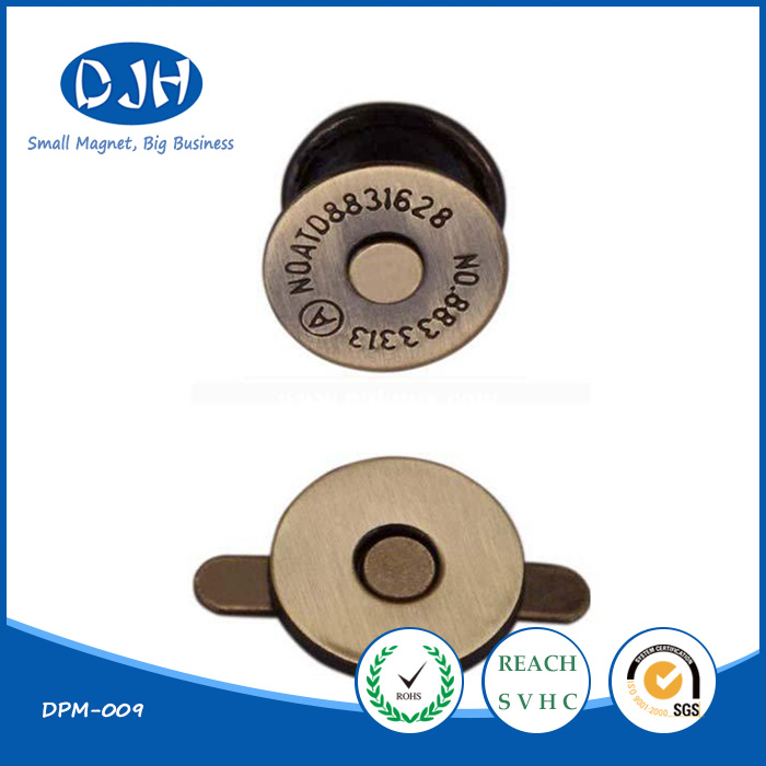 RoHS Approved Sintered NdFeB Bag Magnet