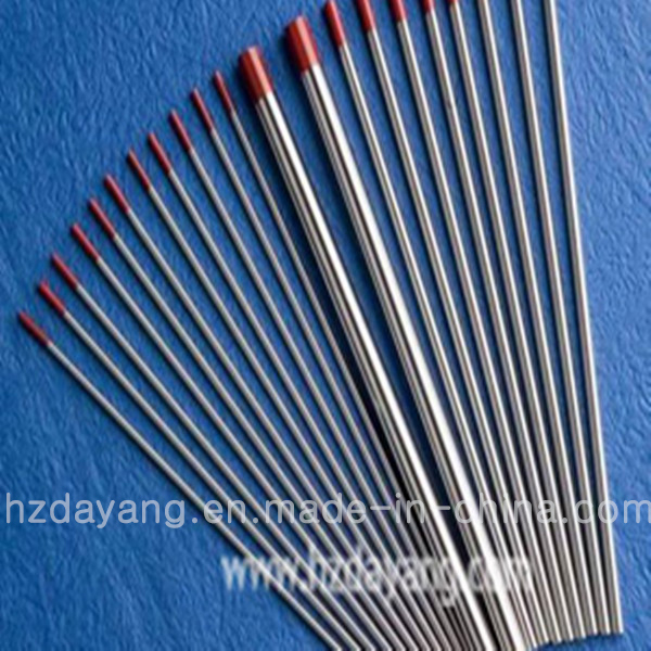 ISO/Ce Approved Lanthanated Tungsten Electrode (WL15)