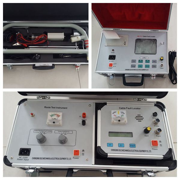 Hv Cable Fault Locator for Power Cables
