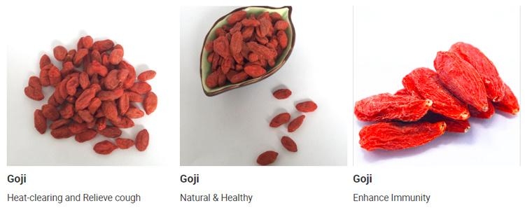 Manufacturer Price Goji Berry for Sale
