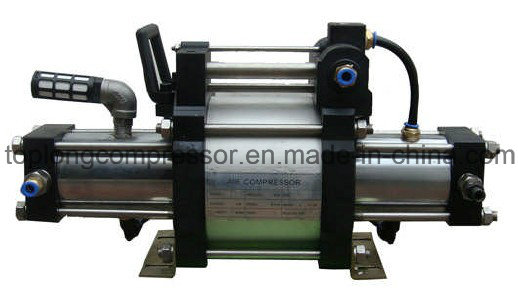 Germany Qualiyt Oil Free Air Driven Gas Booster (Tpds40/3)