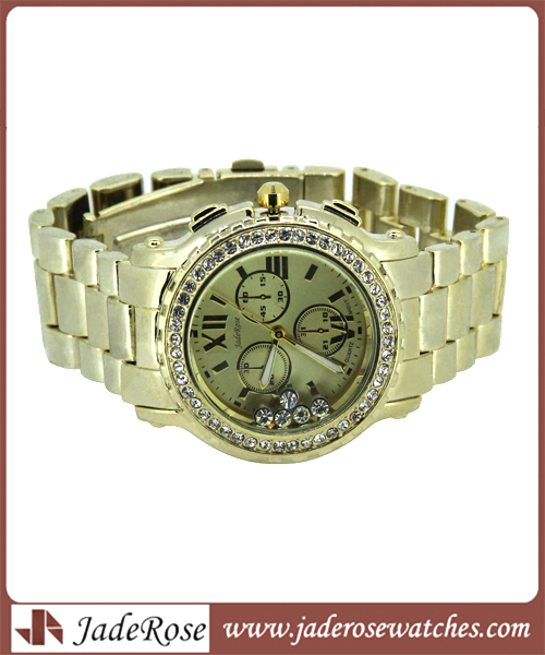 Acid Gold Men's Wrist Watch Wit Quartz