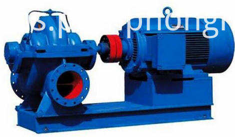 Single-stage Double-suction Pump