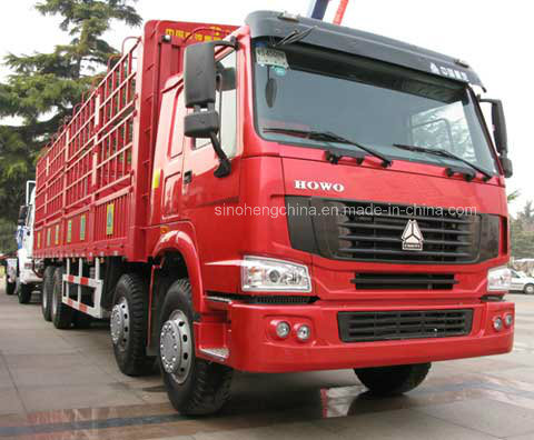 China Sinotruk HOWO Fence Cargo Truck