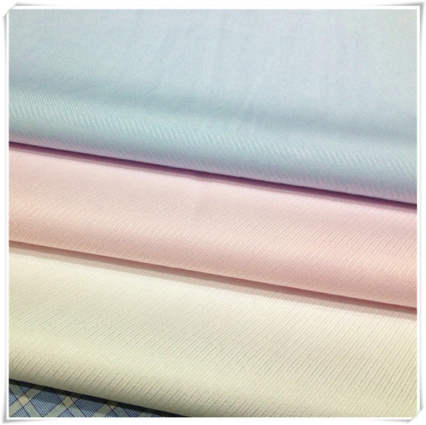 Cotton Stripe Fabric for Shirt