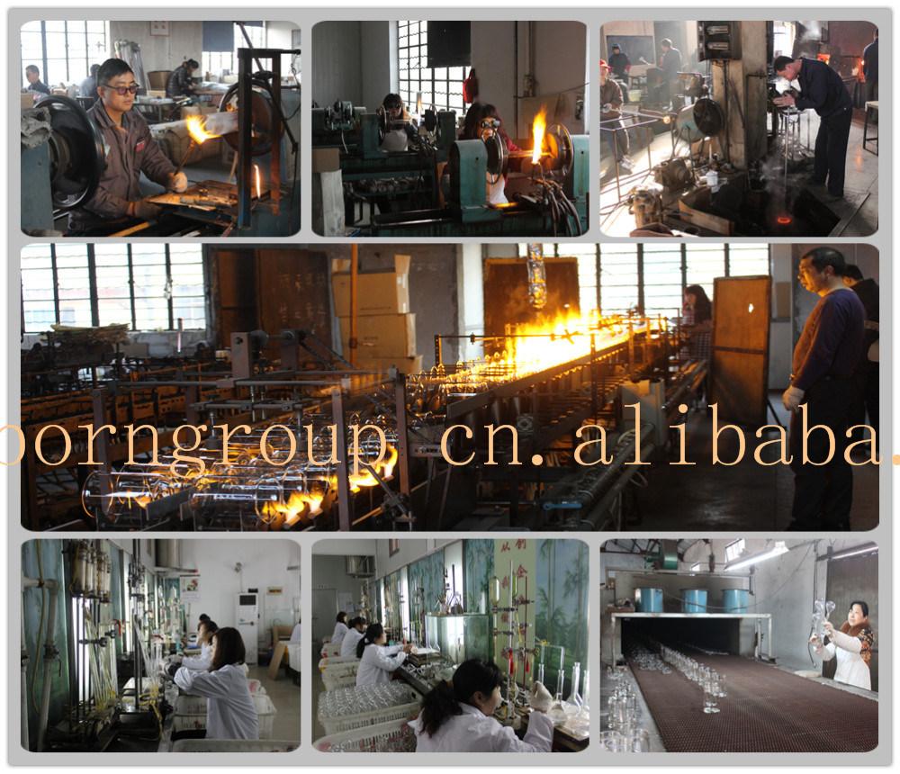 Quartz Glass Scoop Measuring Spoons of Lab Ware