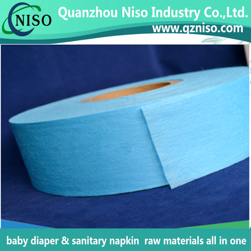 2016 Hot Selling High Quality Printed Adl Nonwoven Fabric Filter for Baby Diaper Production