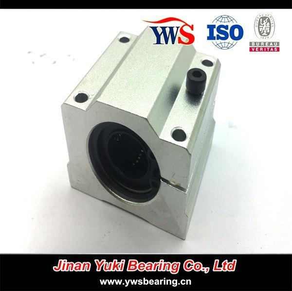 Scj16uu Aluminum Linear Slide Bearing