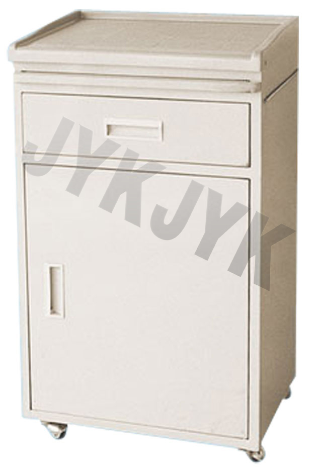 Medical ABS Bedside Cabinet Jyk-D06