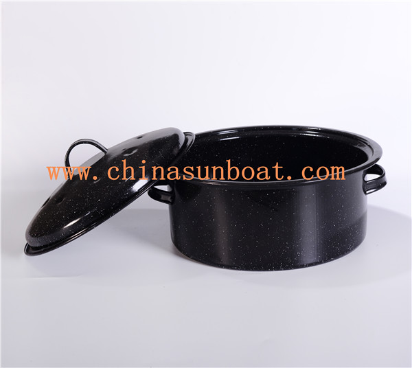 Sunboat Enamel Kitchen Enamel Pot Soup Pots Enamel Pans