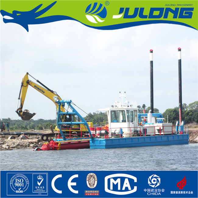 Hot Selling China Professional Factory Sand Dredger for Sale