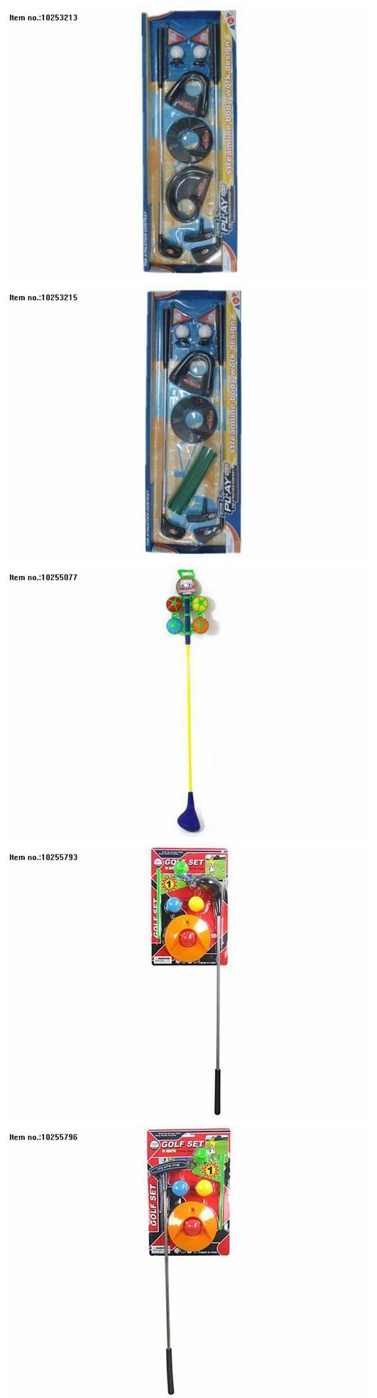 Good Quality of Golf Ball Toys for Kids