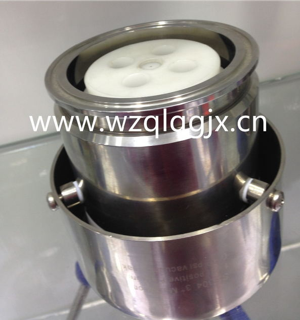 High Performance Sanitary Stainless Steel Air Compressor Check Valve