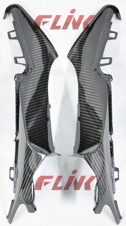 Motorcycle Carbon Fiber Parts Side Panel of Front Fairing for Honda Cbr 1000rr 08-09