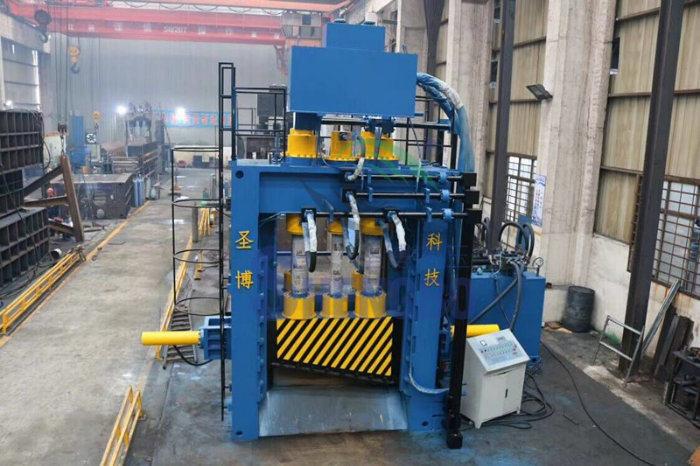 Q91 Series Hydraulic Heavy-Duty Scrap Metal Shears Recycling Machine