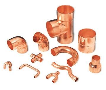 Copper Press Fittings Solder Ring Coupling 15mm and 22mm