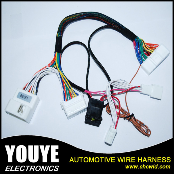 Te, Molex, Tyco, Ket, Jst Connectors Wiring Harness and Cable Assemblies
