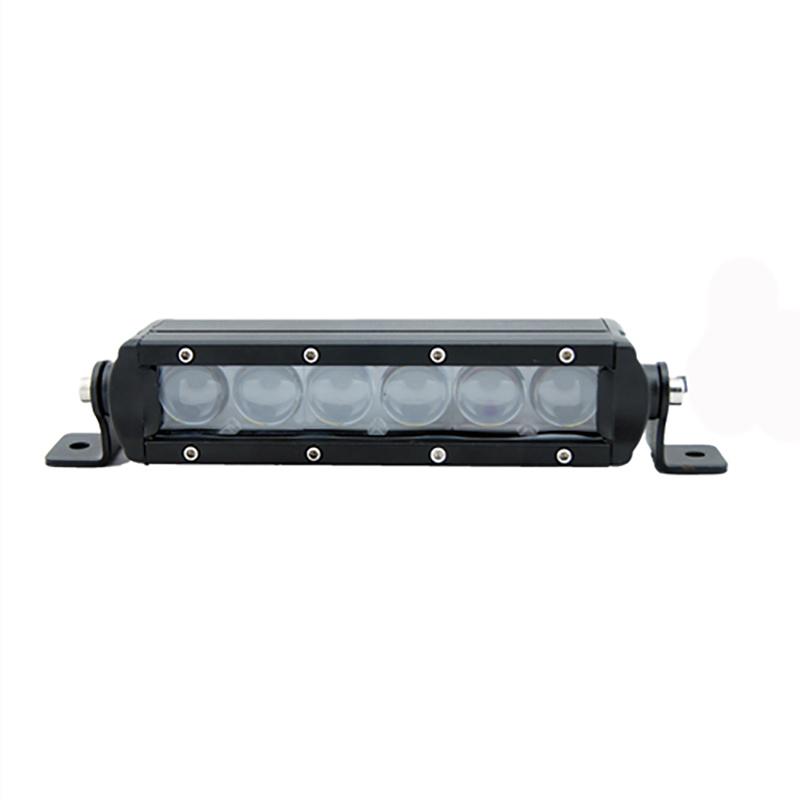 3W Epistar LEDs 18W Mini LED Light Bar