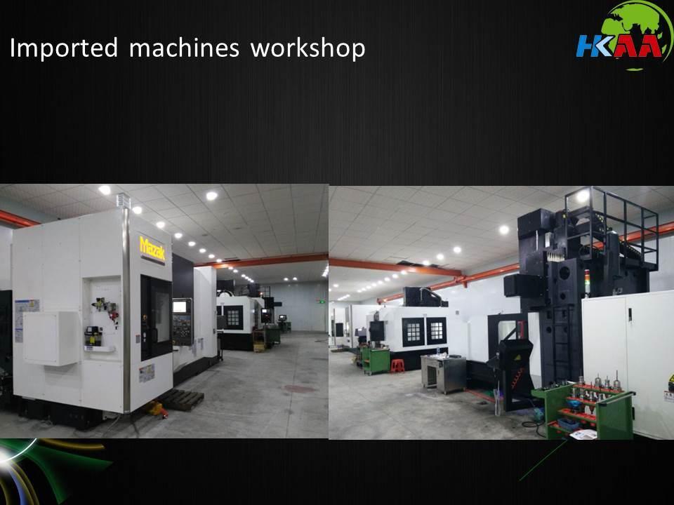 Precision Machining Stainless Steel Propeller Shaft, Motor Shaft