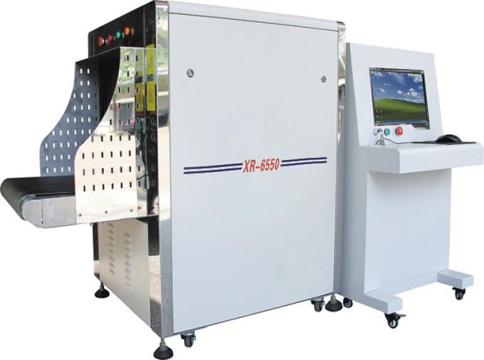 Airport Inspection System X-ray Baggage Scanner