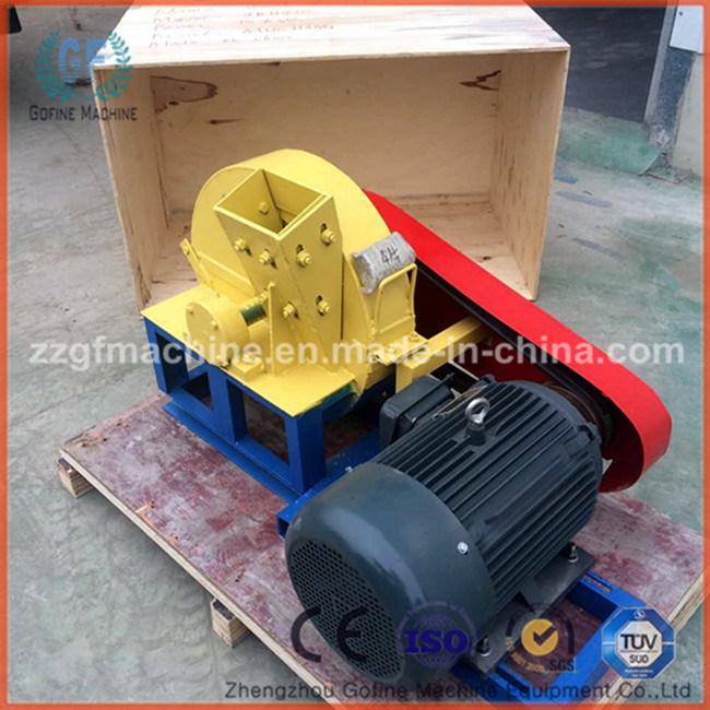 Hydraulic Type Wood Shaving Equipment