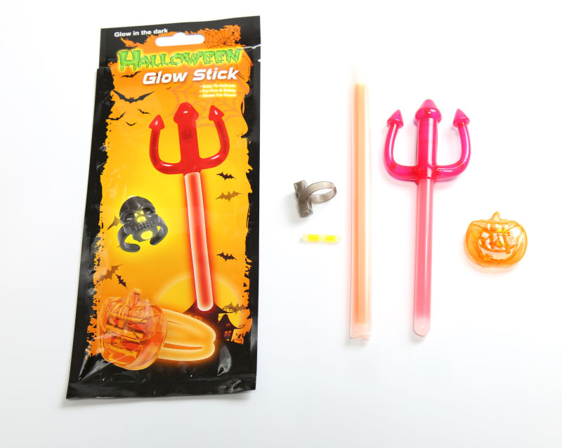 Halloween Glow Fork Set for Party (HLW001)