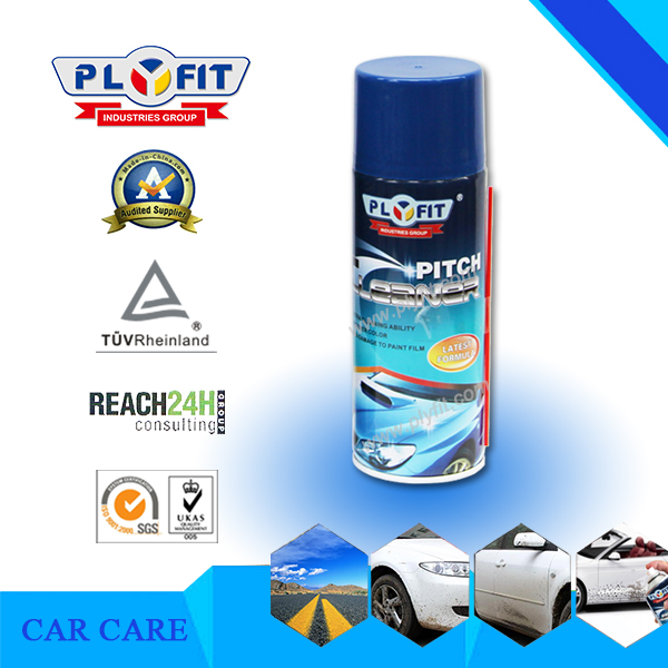 Car Coal Tar Pitch Remover Wash Spray Cleaner