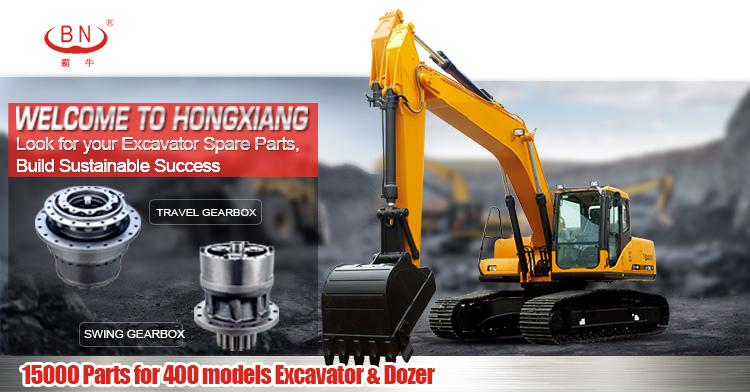 Excavator Track Gearbox, apply to KUBOTA KX161 Excavator