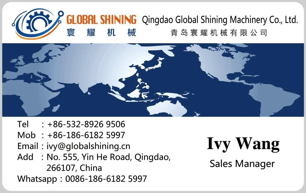 Global Shining Particle Board Cutting Machine