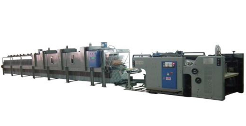 Tam-Z8 Conductive Film Screen Printer + Tunnel Dryer