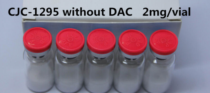 Cjc-1295 with Dac Cycle Ghrp Ghrh Peptide Gh 2mg/Vial for Muscle Building