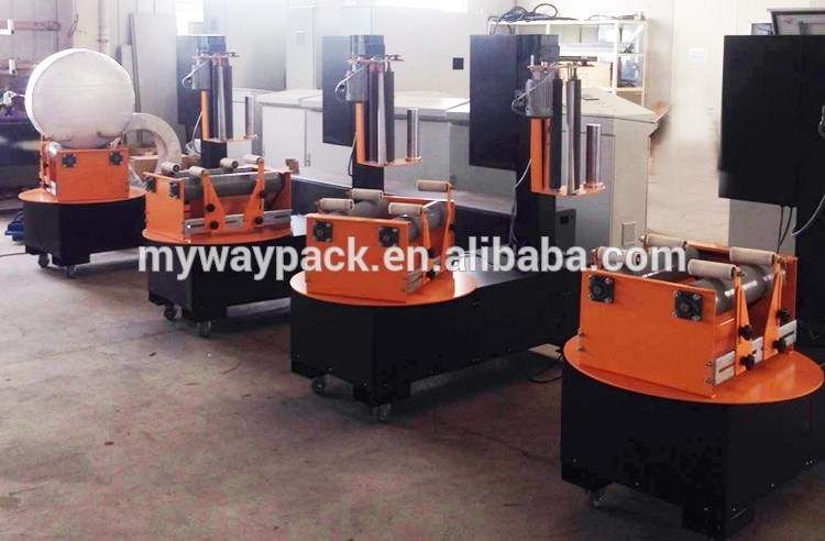 Roller Wrapping Machine