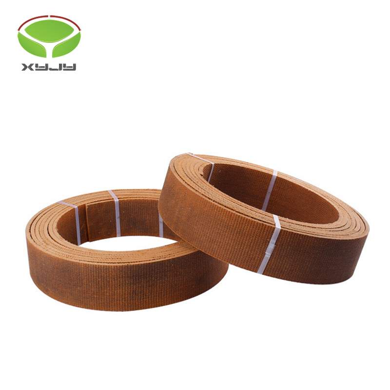 Copper Wire Including Resin Non-Asbestos Moulded Brake Lining Roll for Winch