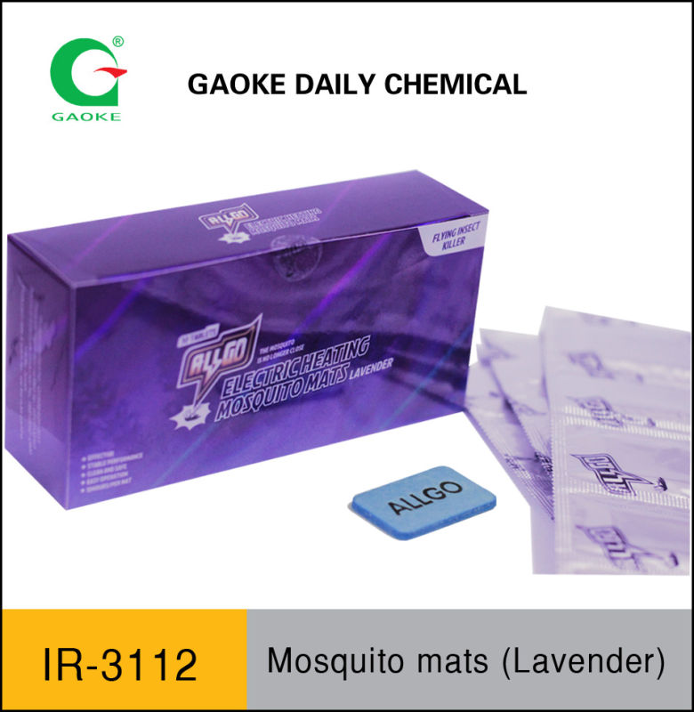 Mosquito Pesticide Mat