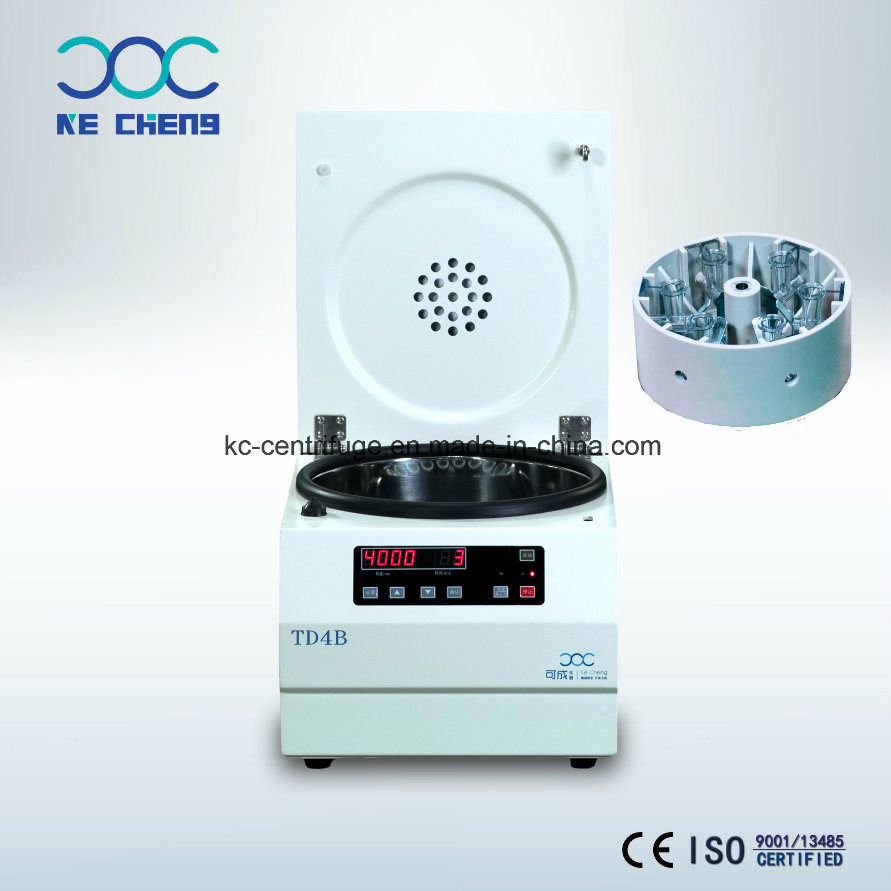 New Design Lab Td4b Small Size Cell Smear Centrifuge with Mini Volume