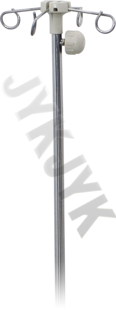 Stainless Steel IV Rod