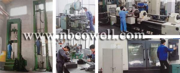 CNC Machine Parts Ball Screw and Linear Guide