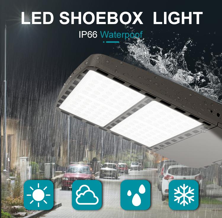 IP66 LED roadway lighting