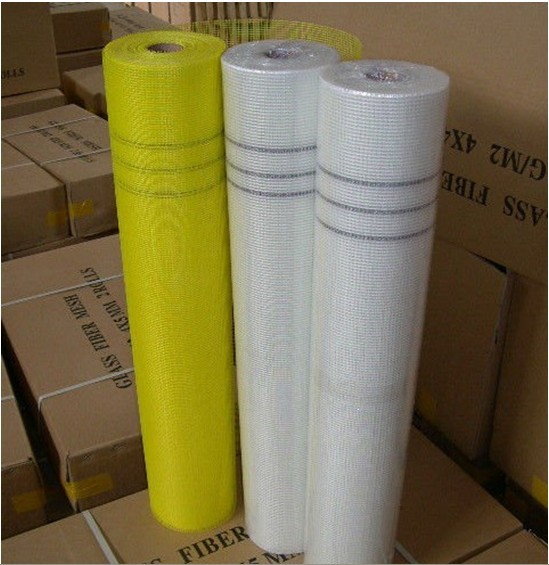 Fiberglass Wire Netting with Stickiness Quality