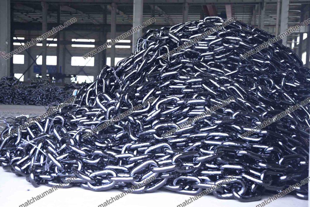 Studless Marine Grade 2 Anchor Chain