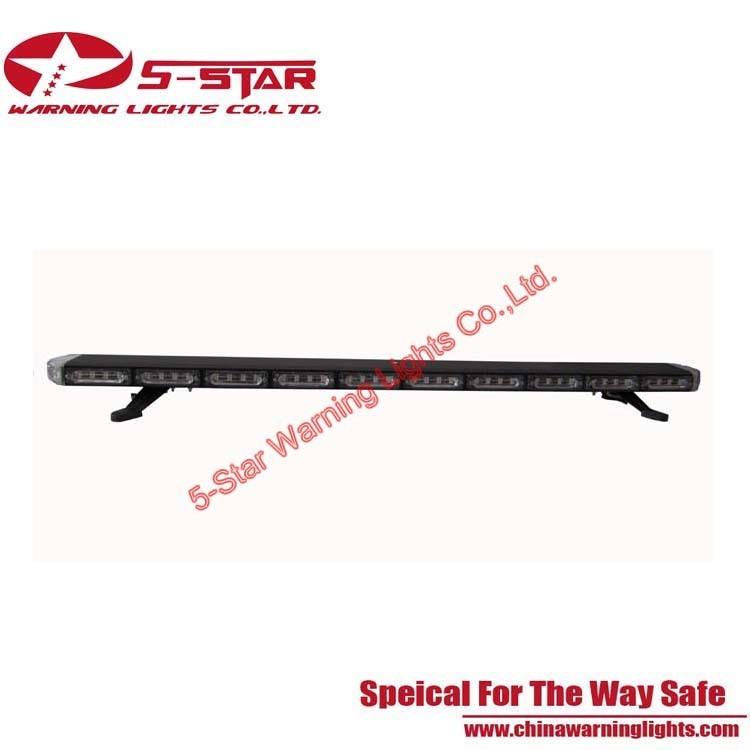 Super Slim Aluminum R10 Police LED Light Bar