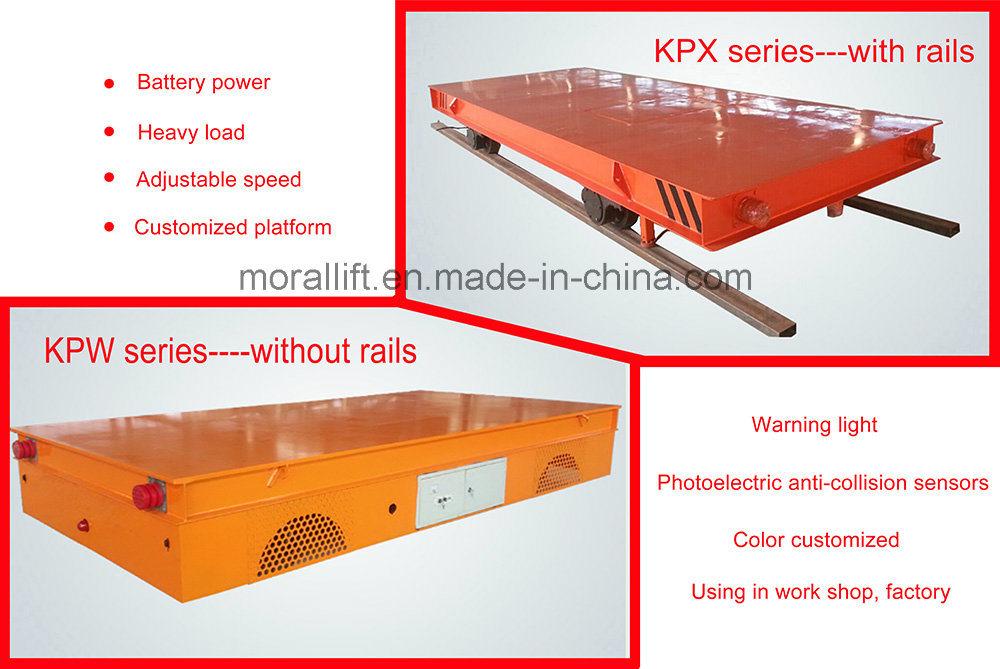Heavy Load Battery Cart Transfer