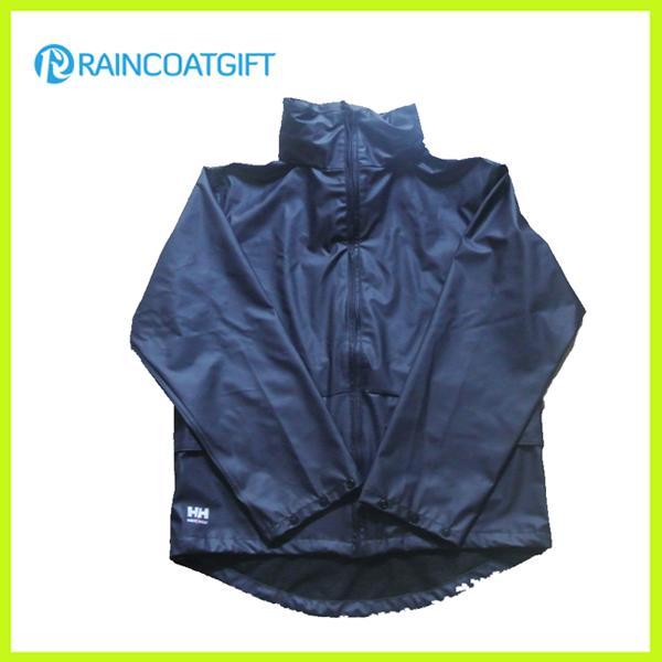 Outdoor Waterproof 100%PU Men's Rainwear