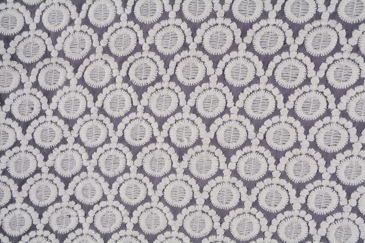 lace embroidery fabric