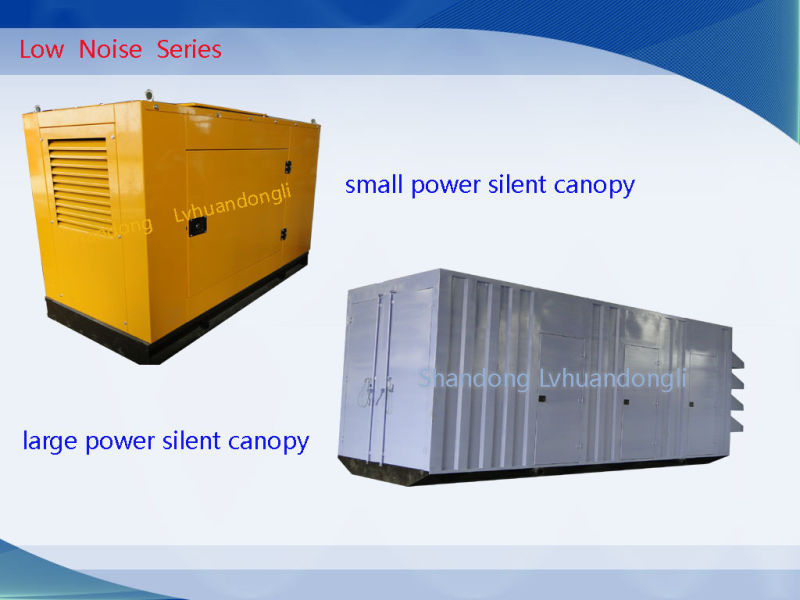 Global Market Ce Standard AC Three Phase 300W Wood Gas Generator for Sale