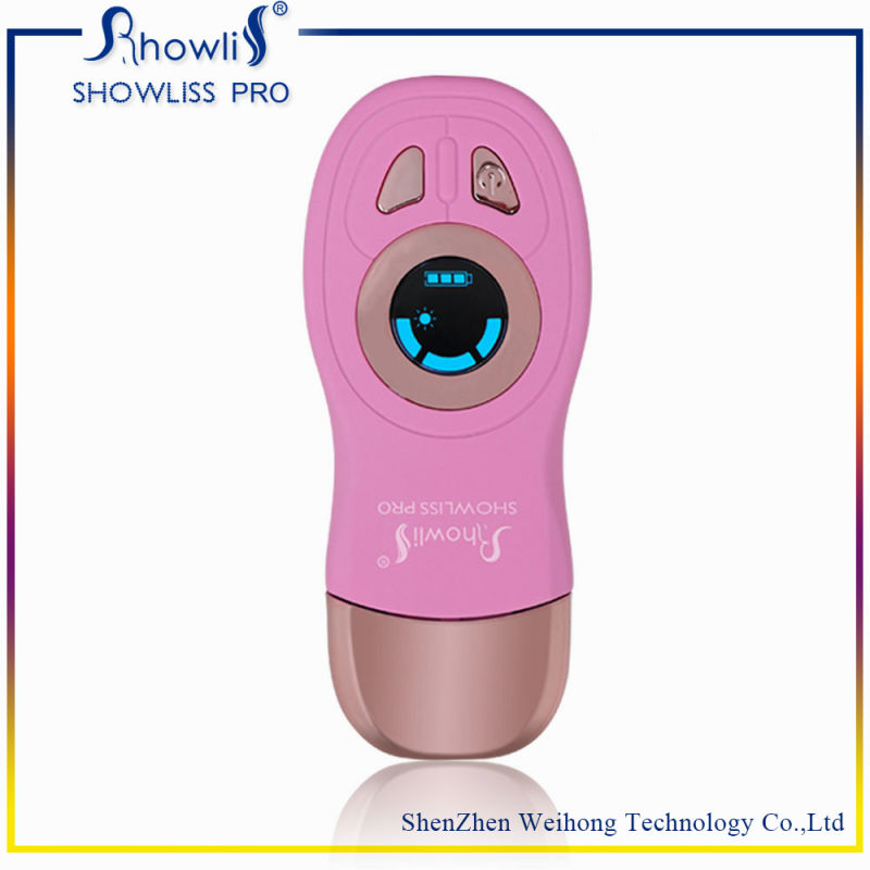 2016 New Arrival New Professional Home Use Men Facial Hair Removal Machine